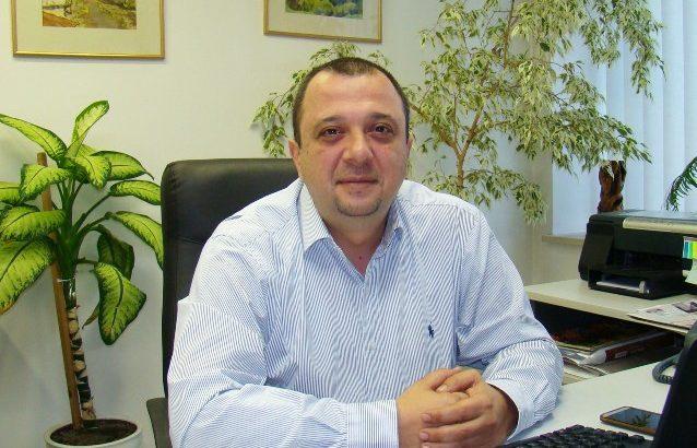 """Новият председател на бизнес сдружение """"Севлиево 21 век"""" е Емил Гатев"""