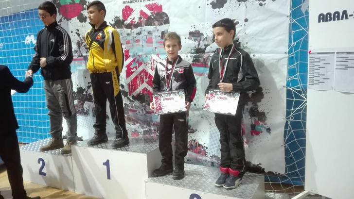 10 медала спечелиха таекуондистите от Държавното първенство