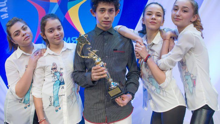 """Гран При за Ралица Христова и """"Upstream Voices-Diamonds"""" от конкурса """"Път към славата"""""""