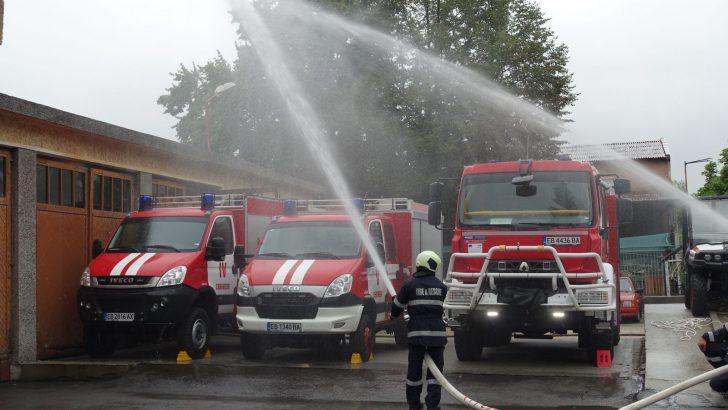 Първите пожари в полето дойдоха преди лястовичките