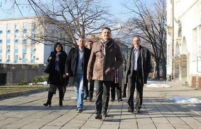 Кирил Добрев отново води листата на БСП за Габрово