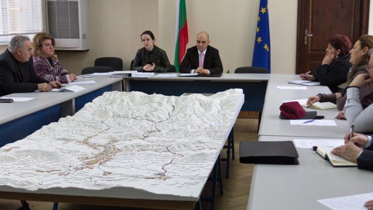 Сираков проведе първото заседание за сътрудничество по етническите и интеграционните въпроси