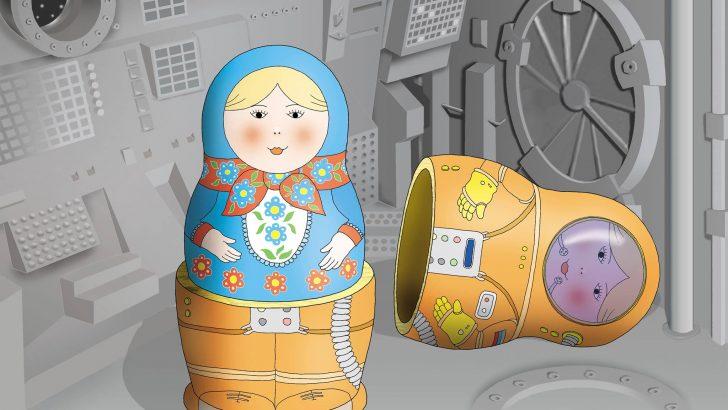 "Изложба на карикатури ""Усмивката на Гагарин"" гостува в Севлиево"