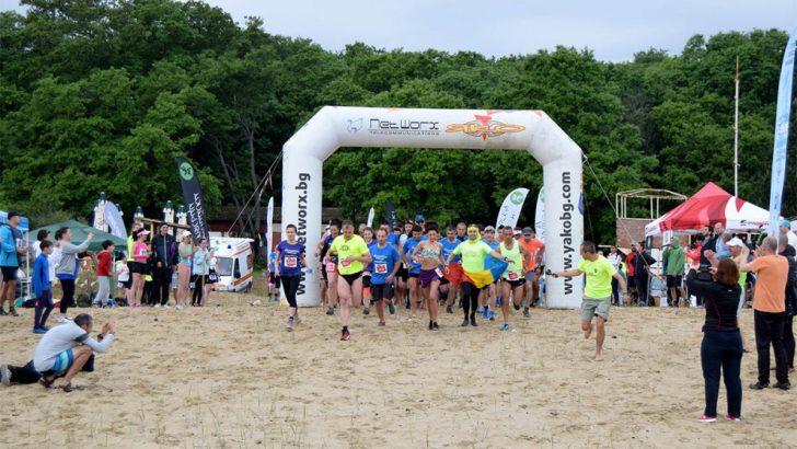 Севлиевка е сред призьорите в най-дългото пясъчно бягане в България