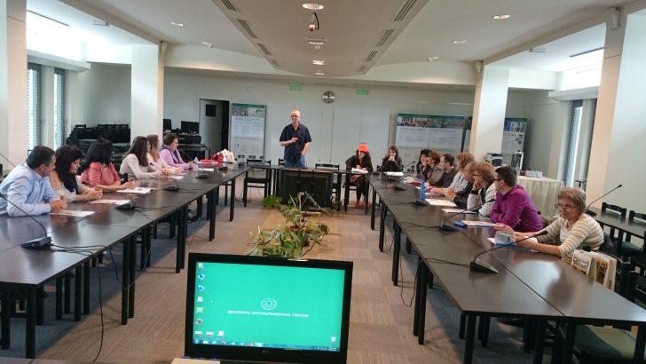 Общински служители повишиха уменията си в Унгария