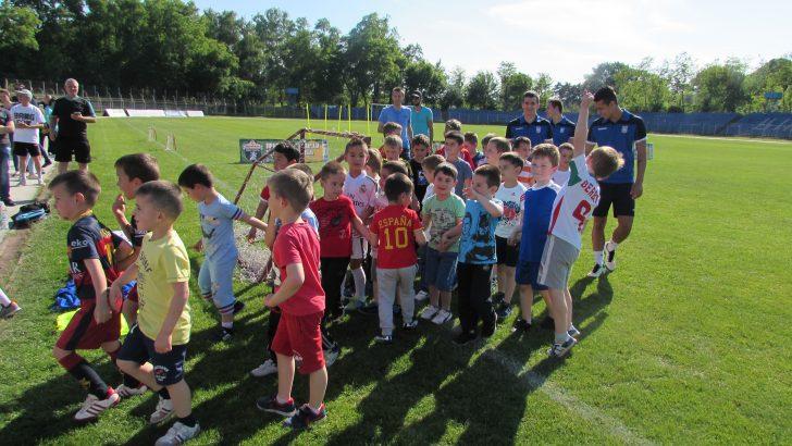 Празник за детския футбол в Севлиево