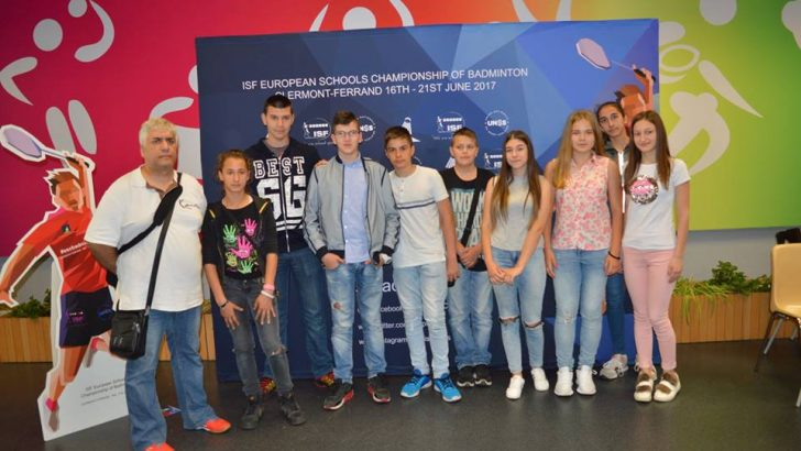 Добро представяне на бадминтонистите ни в EUROBADMINTON 2017