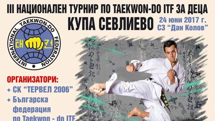 140 бойци идват в Севлиево за турнира по таекуон-до