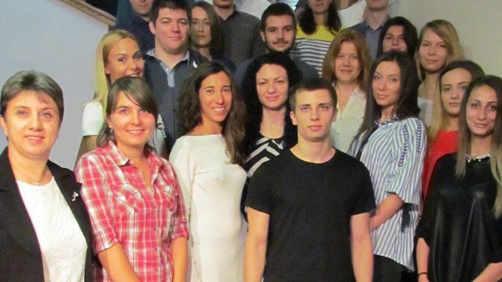 """Стажантска програма на """"Идеал Стандарт – Видима"""" за студенти започна"""