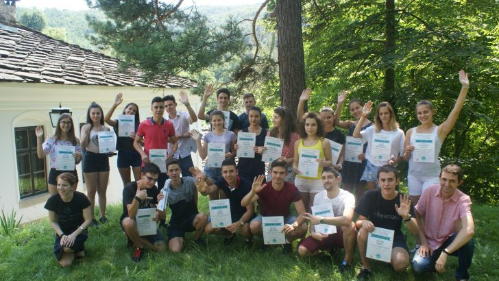 Младежи участваха в първия по рода си лагер за предприемаческо мислене
