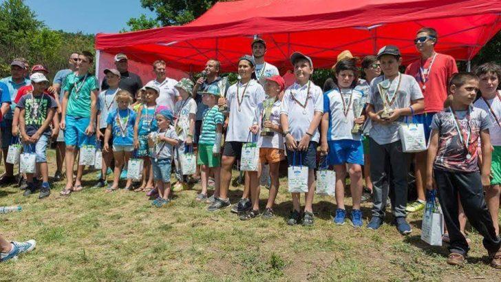 Севлиевчета участваха в детски риболовен турнир