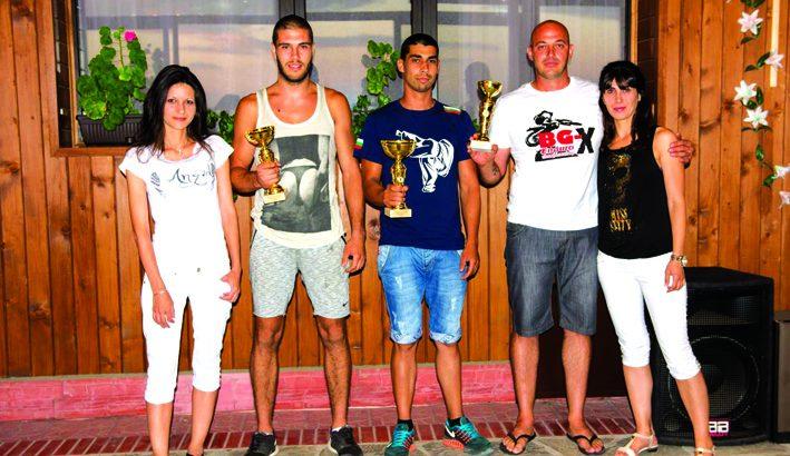 Севлиевецът Драгомир Владимиров с две награди от едно международно ендуро състезание