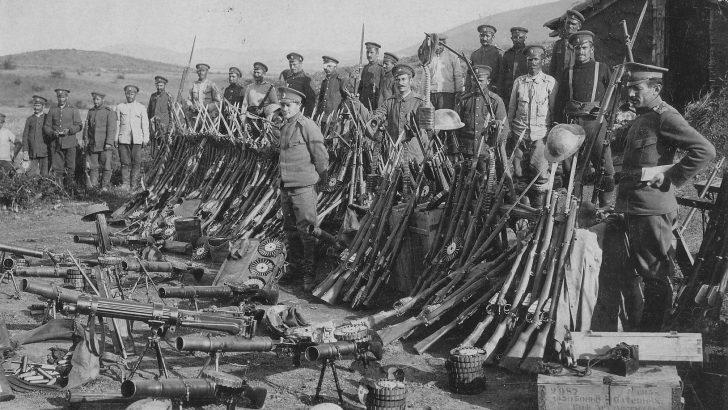 """Изложба """"Габрово и Севлиево в Първата световна война"""""""
