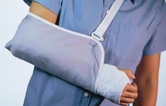 Сбиване в Батошево завърши със счупена ръка