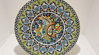 Красотата на традиционните занаяти от Иран