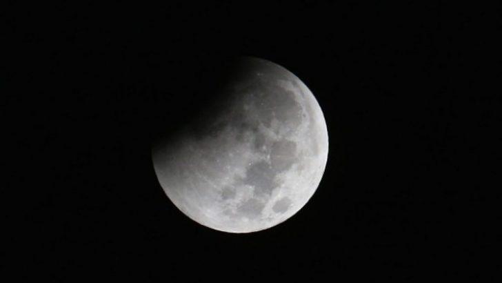 Частично лунно затъмнение ни очаква тази вечер