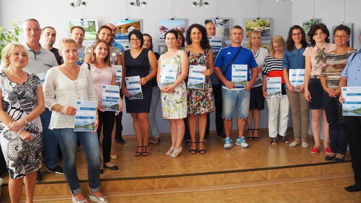 """Откриха фотоизложбата """"Реките на България"""" – инициатива за 25 години Идеал Стандарт в България"""