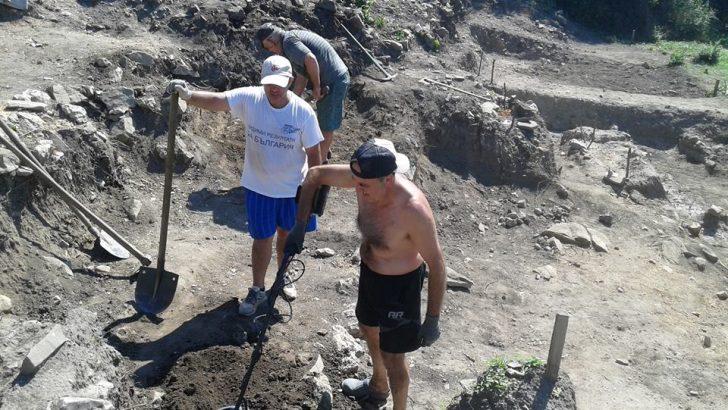 Археологическият сезон на Хоталич разкри изключителни находки