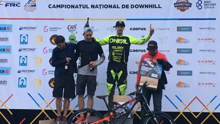Победа за Стивиан Гатев в националния шампионат в Румъния