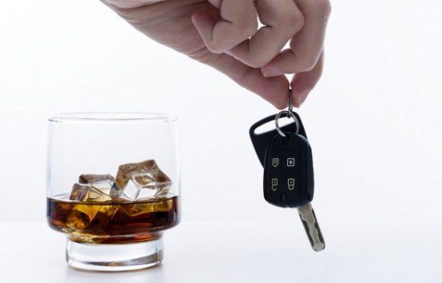 Хванаха пиян зад волана с 2,34 промила алкохол