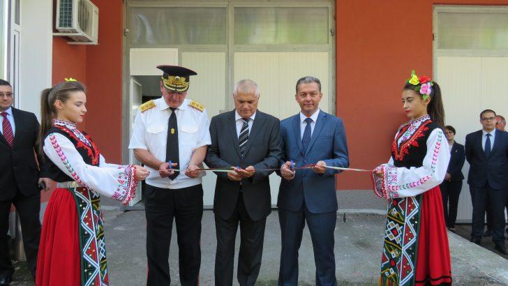 Откриха сградата на ПБЗН, гл. комисар Николов благодари, че проектът беше спасен от провал