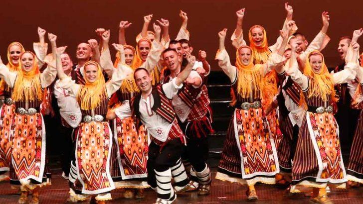 Богата музикалната и танцова програма на Международния панаир на традиционните занаяти