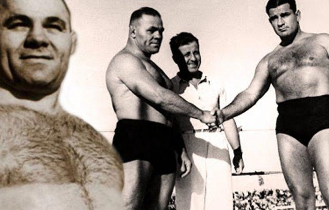 125 г. от рождението на една легенда – световно известният борец Дан Колов