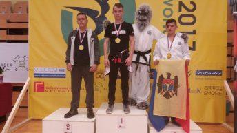 Злато и бронз спечелиха таекуондистите от Словения