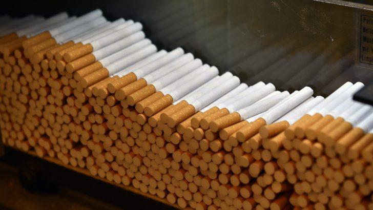 Спипаха 60 000 контрабандни цигари при проверка
