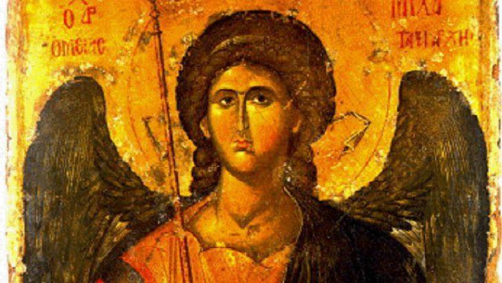Архангел Михаил е пазител на душите и борец против злото