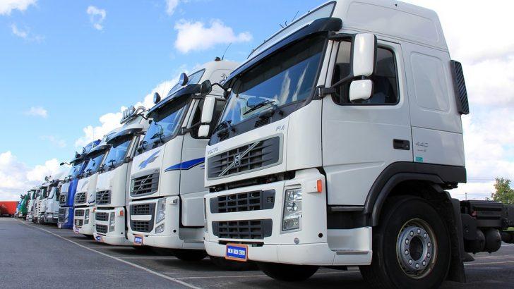 Откраднаха 2430 лв. от незаключена кабина на камион