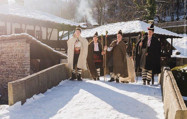 На Игнажден в Етъра, започва народната Нова година