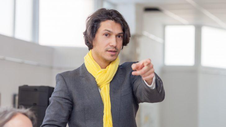 Йордан Камджалов: За мен най-важен е Човекът!
