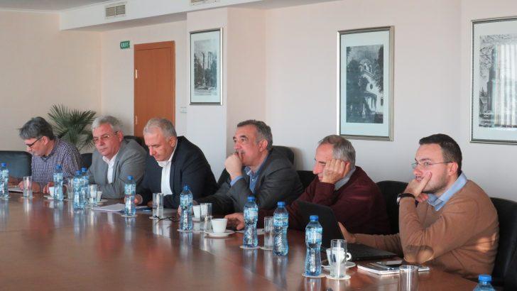 Управителният съвет на Българската асоциация Природен газ заседава в Севлиево