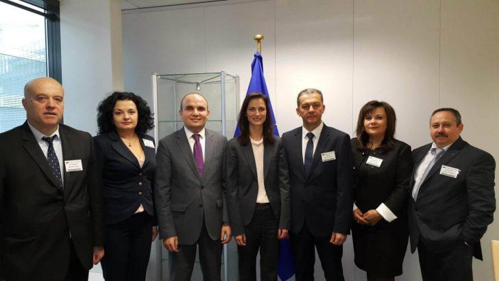 Брюксел ще финансира проекти на Община Севлиево