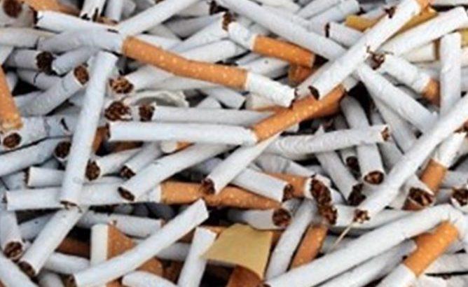 Конфискуваха цигари без бандерол при специализирана полицейска акция