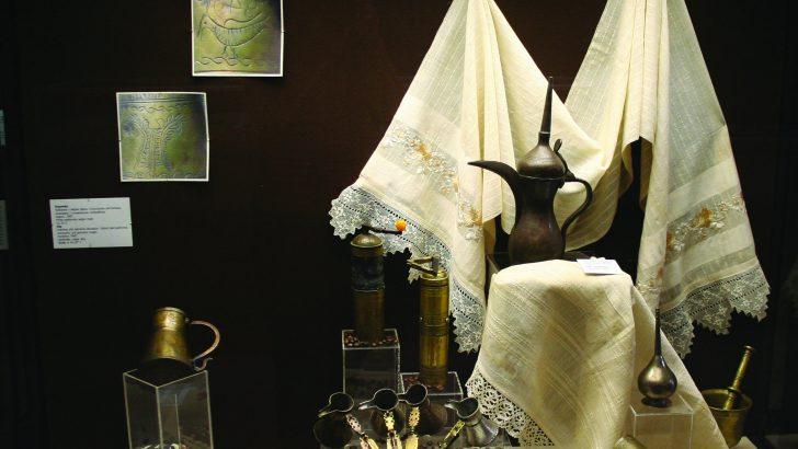 Гравирани медни съдове от колекцията на Дикран Балабанян показват в изложба