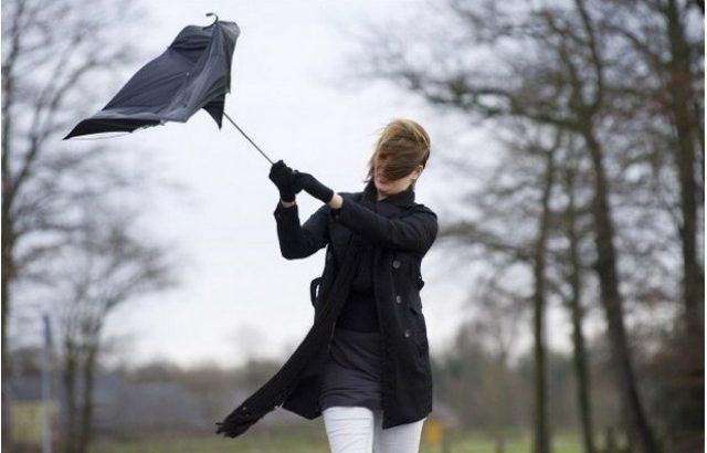 Жълт код за силен вятър утре, на 3 февруари