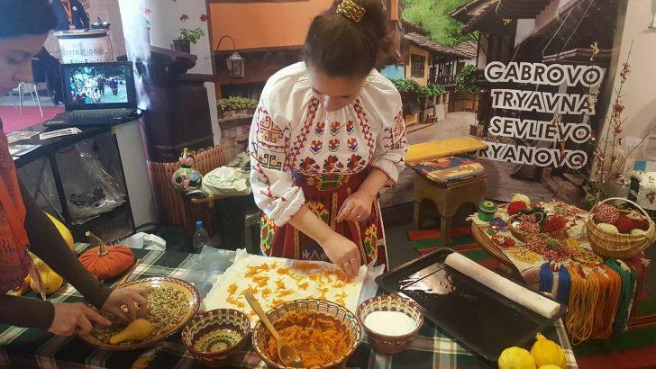 Севлиево се прослави с фестивалите си на международна туристическа борса