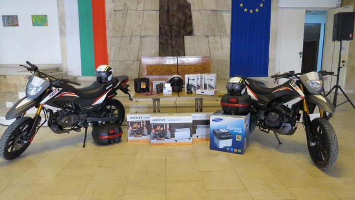 """На следващото си заседание съветниците ще предоставят на полицията дарението от сдружение """"Севлиево 21 век"""""""
