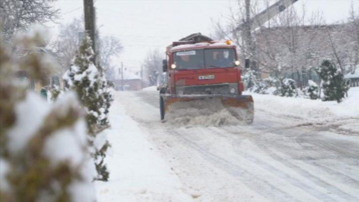 Ограничено е движението по пътя Ябланица – Севлиево