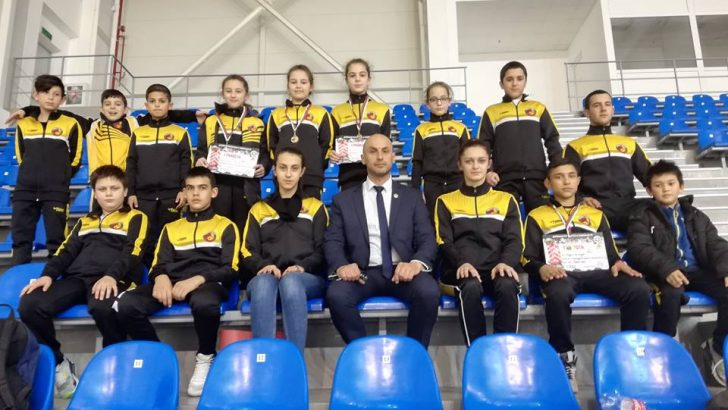 Нов успех за таекуондистите: 5 златни, 3 сребърни и 2 бронзови медала от държавното в Пловдив