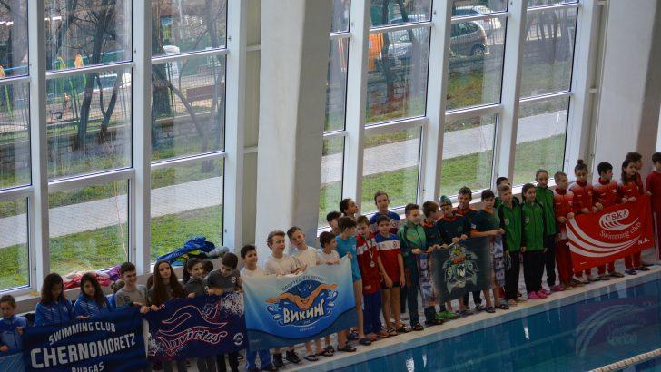 """Плувците се завърнаха със седем медала от турнира """"Русалка"""""""