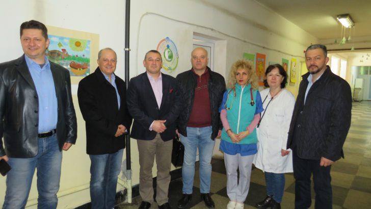 Ново оборудване за детското отделение в Общинската болница – дарение от най-големите работодатели в Севлиево и Общината