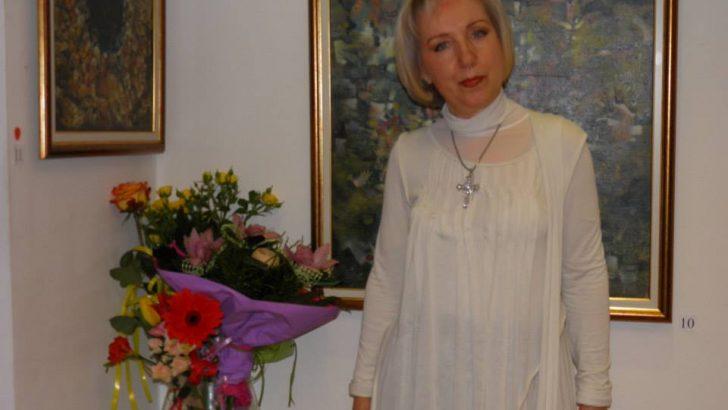 """Венера Константинова подрежда изложба в галерия """"Видима"""""""