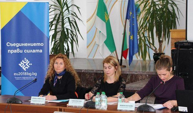 Зам.-министър Деница Николова: Новото райониране на страната е обвързано с развитието на регионите и бъдещите европейски програми
