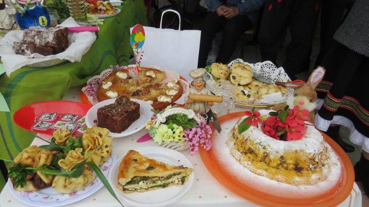 """Дегустации на храни и напитки за посетителите на """"Семе българско"""""""