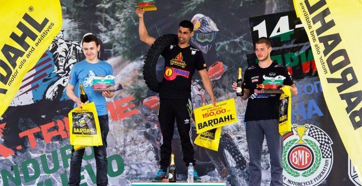 Първо място за Драгомир Владимиров на Републиканския BG-X Ендуро шампионат
