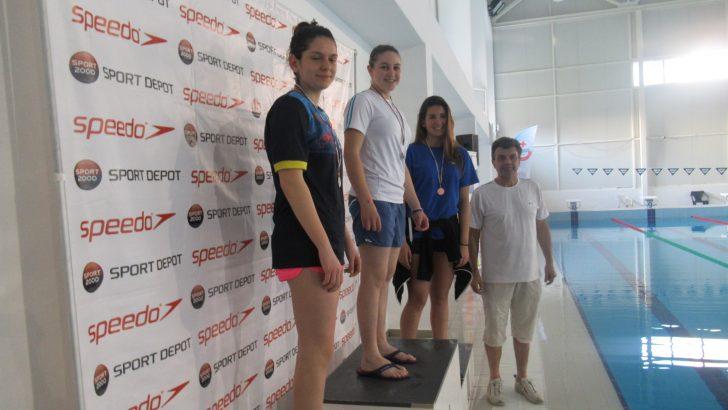 Злато за Йоанна Станчева от националния турнир по водно спасяване