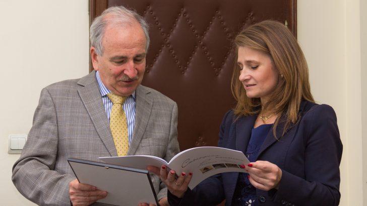 Областният управител Невена Петкова се срещна с посланика на Украйна